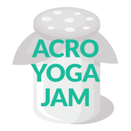 AcroYoga Jam, 2019 @ Yogameera | Nürnberg | Bayern | Deutschland
